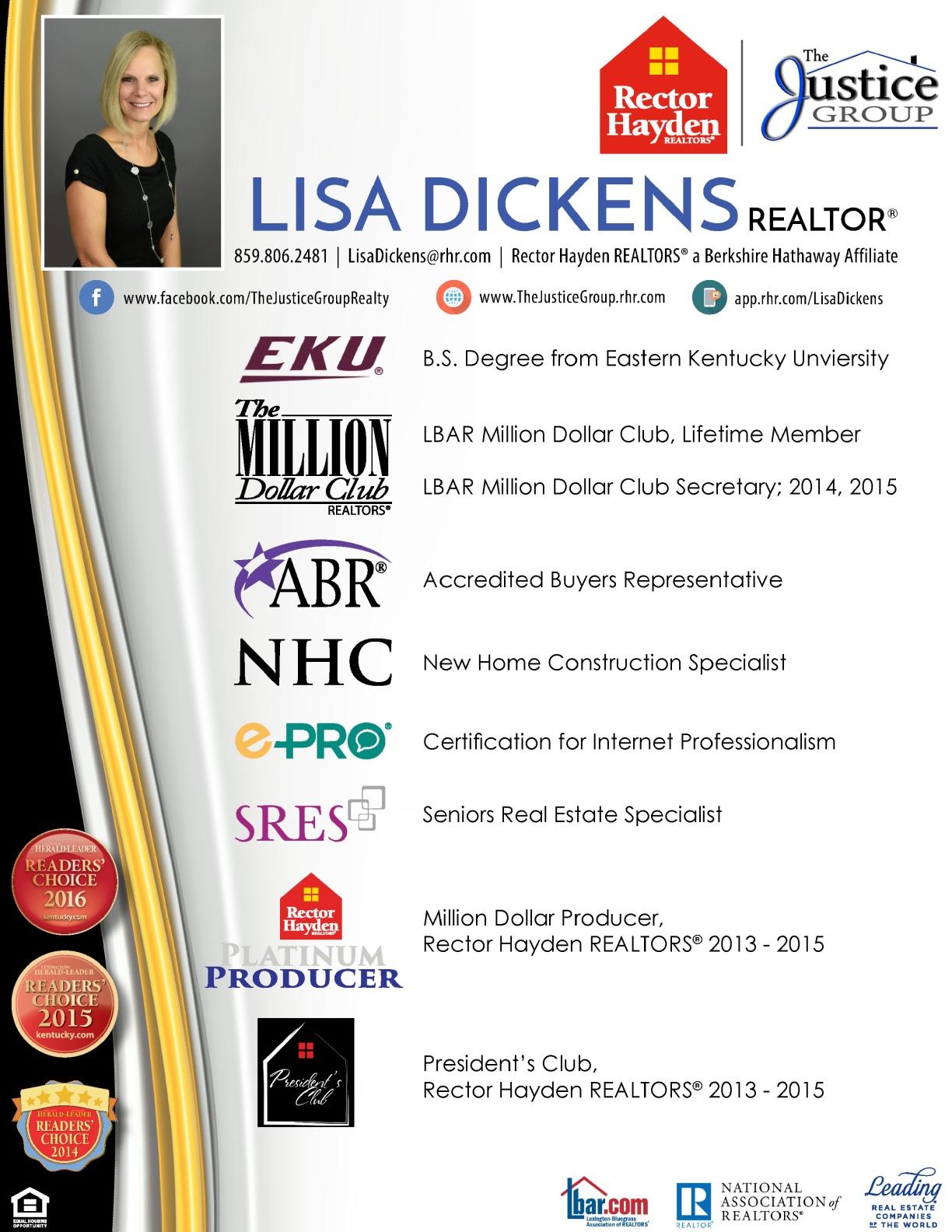 Lisa Dickens - Resume